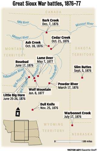 Indian Wars Historian To Gather Sioux Battle Stories