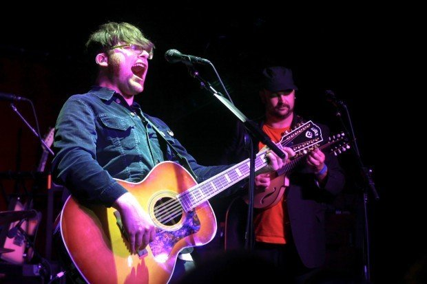 Colin Meloy, Chris Funk