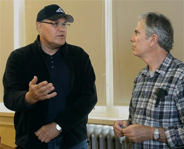 Duke Goes Ahead talks to Steve Aaberg