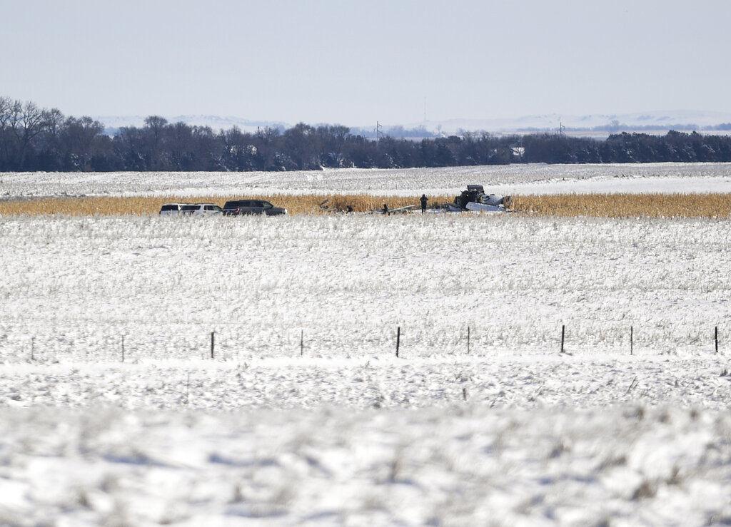 Plane Crash-South Dakota