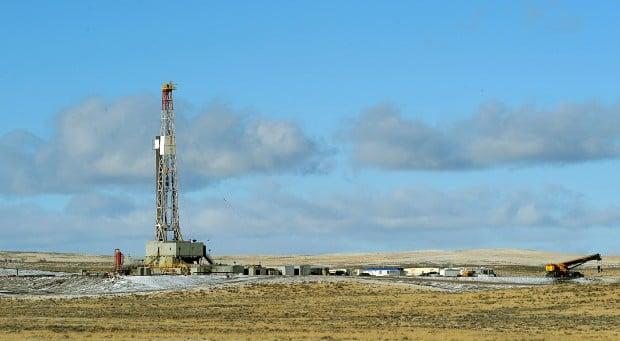 Pioneer Drilling rig number 43