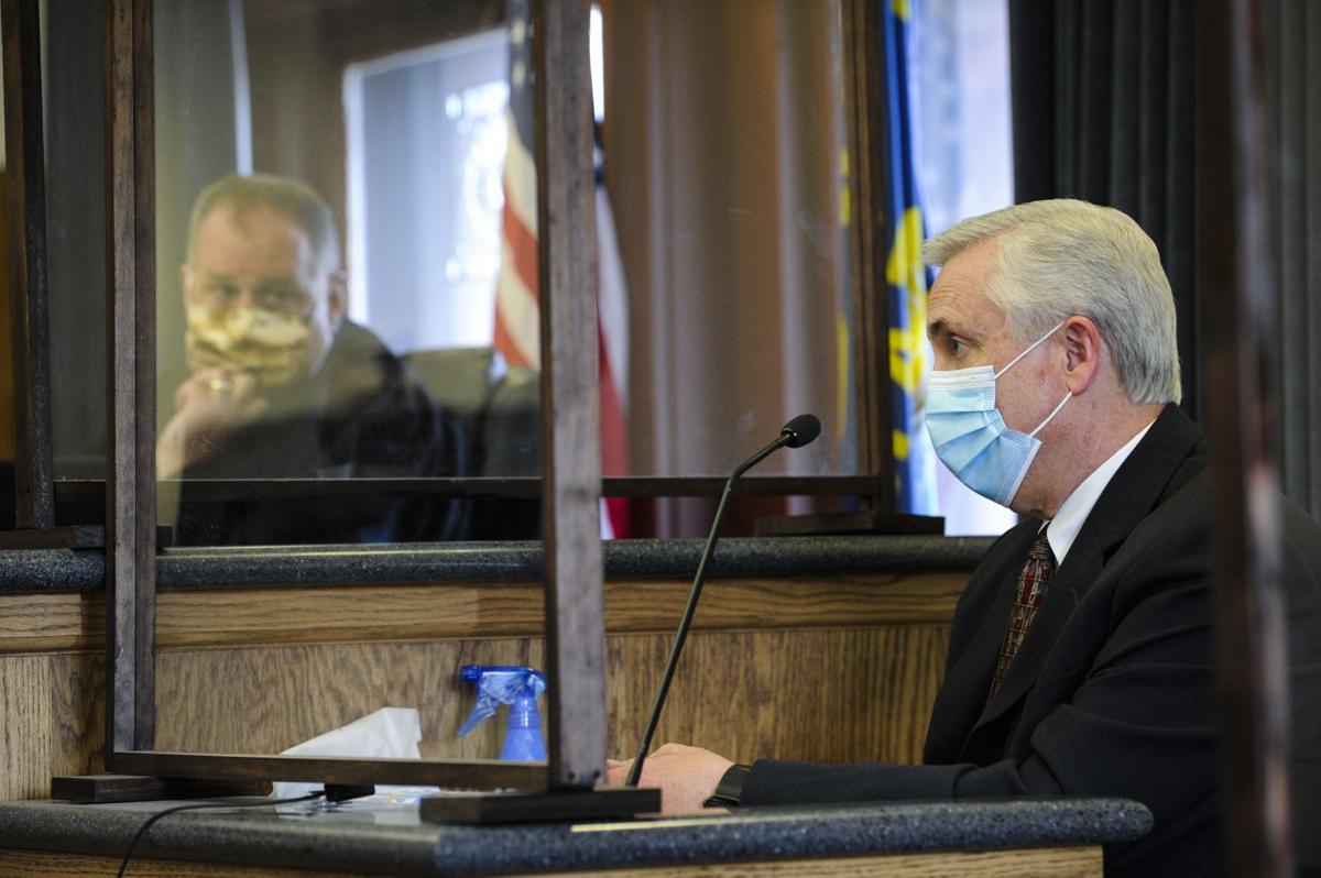 Montana Supreme Court Justice Jim Rice