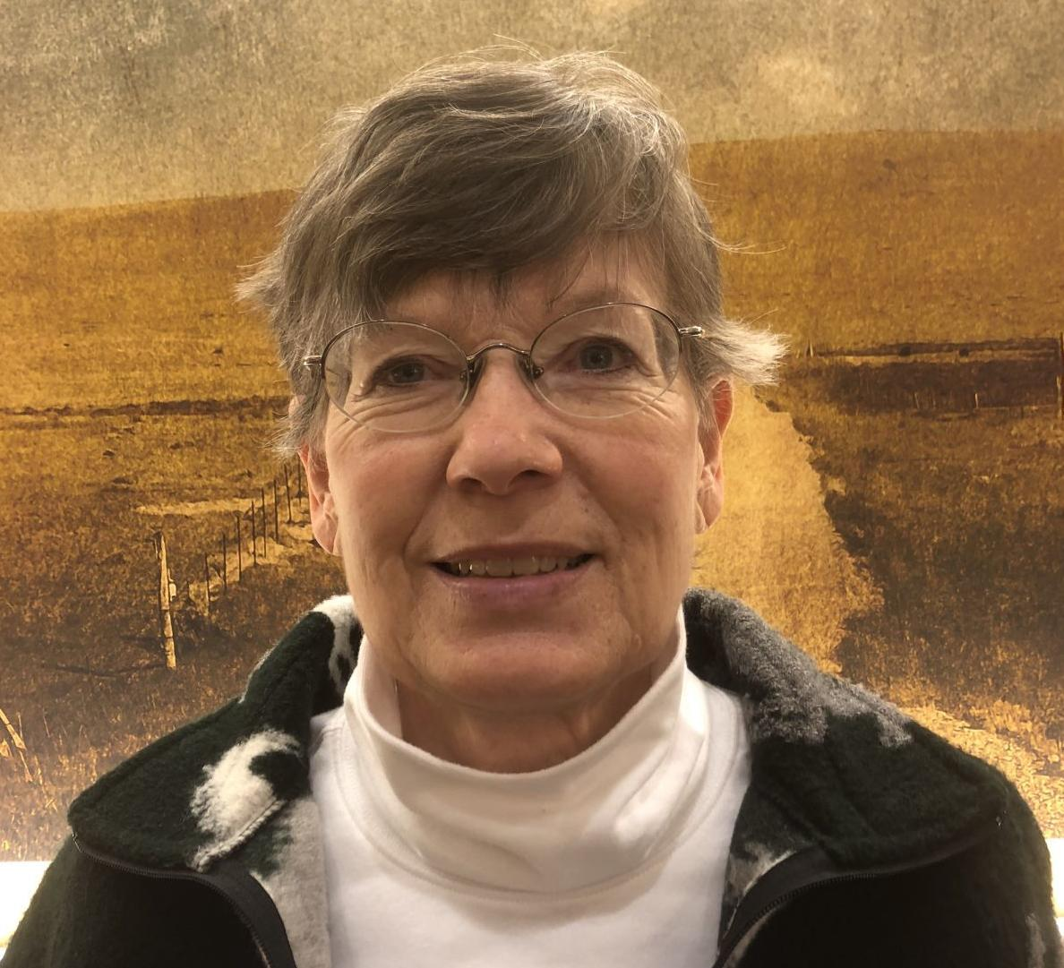 Dr. Sara Jane Johnson, wildlife biologist