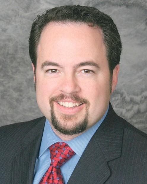 Jason L. Barker, president and CEO of St. Vincent Healthcare