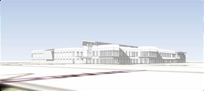 Rocky Vista University rendering