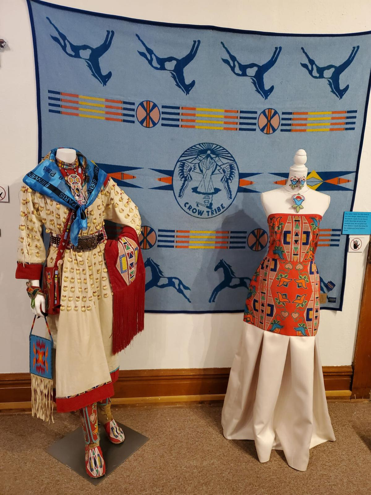 'Where Culture Meets Fashion' at Western Heritage Center