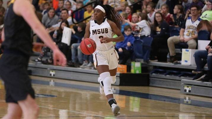 MSU Billings women's basketball