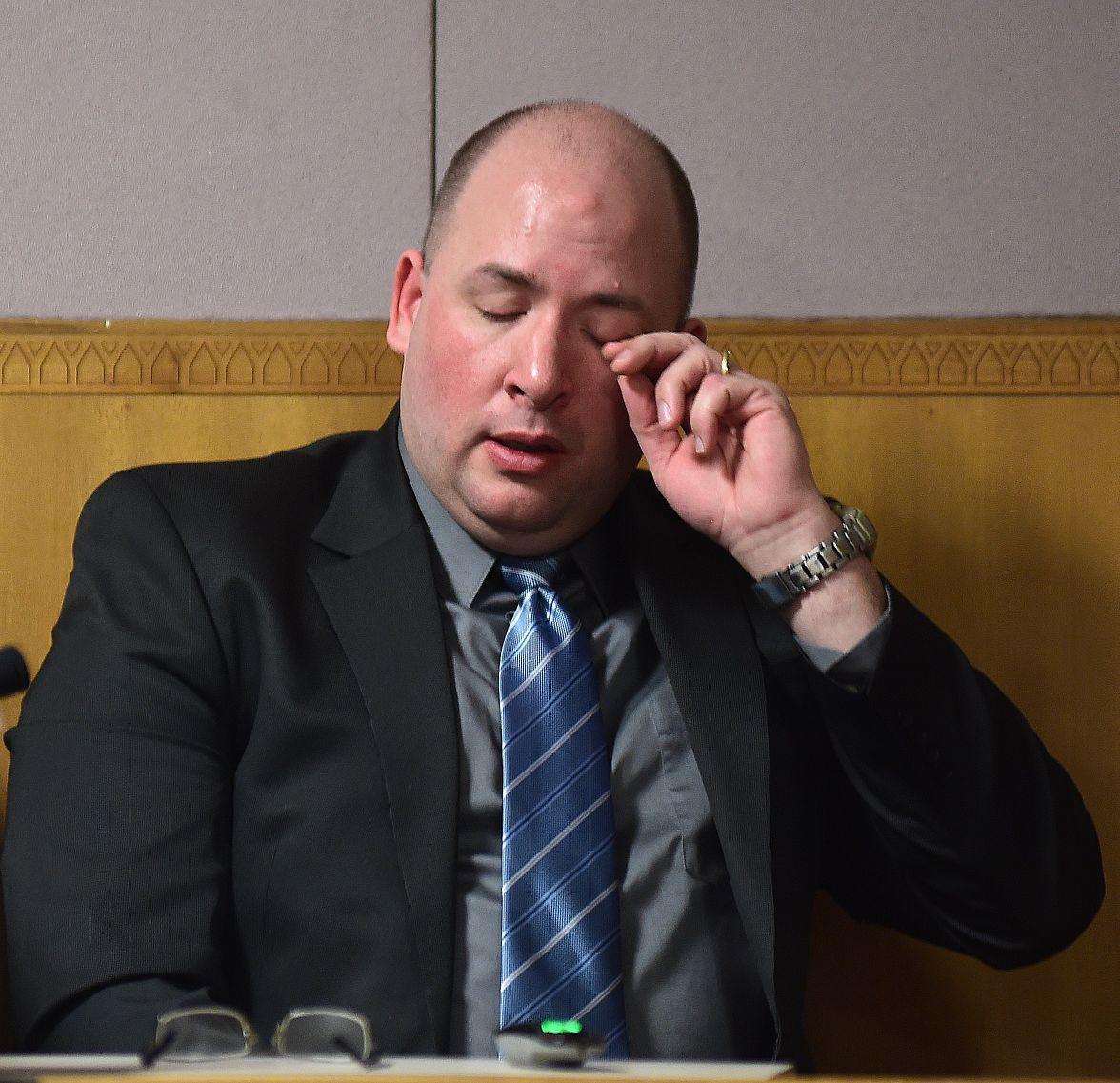 Inquest Jason Robinson