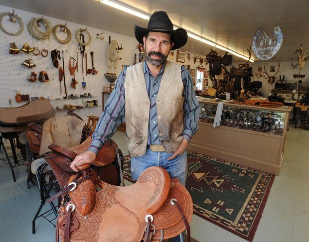 Re-tooling: Saddle makers hang on as their craft shifts from