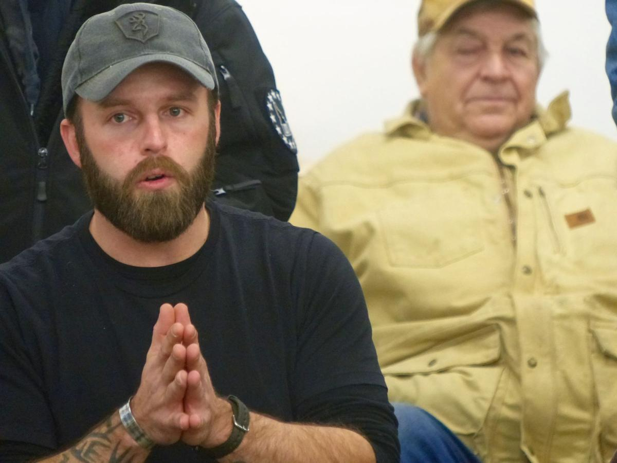 Ranching Standoff Protest