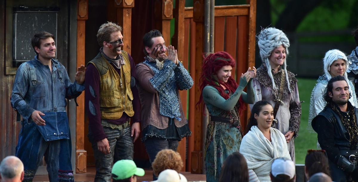 Montana Shakespeare in the Park's 'Macbeth'