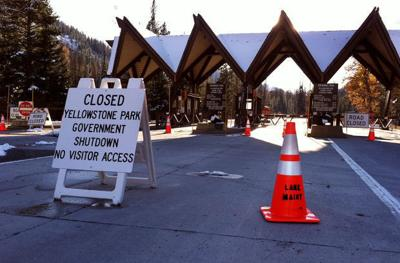 Yellowstone Shutdown