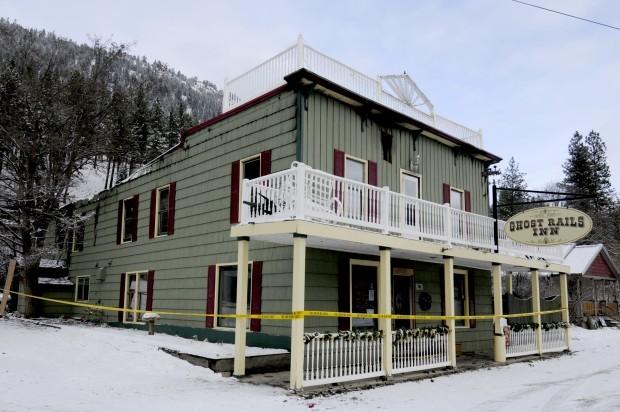 Ghost rails inn