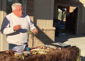 Northern Cheyenne historian shares tribe's mysteries, from little people to serpents to the medicine wheel