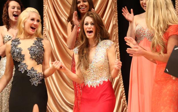 Victoria Valentine wins Miss Montana 2014