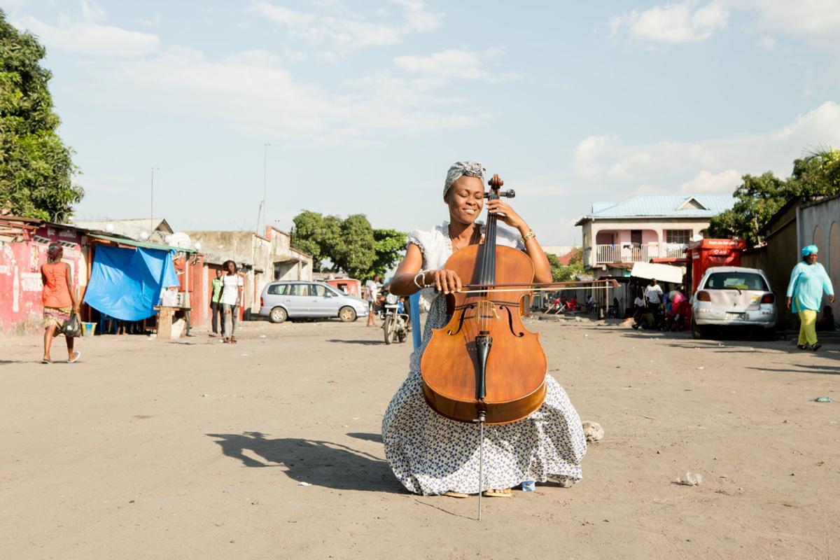 Cellist Josephine Nsimba, Orchestre Symphonique Kimbanguiste