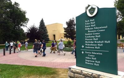 Rocky campus