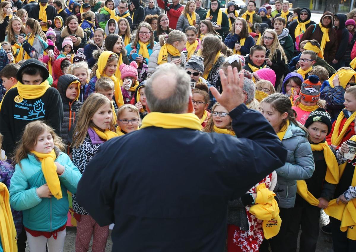 School Rally