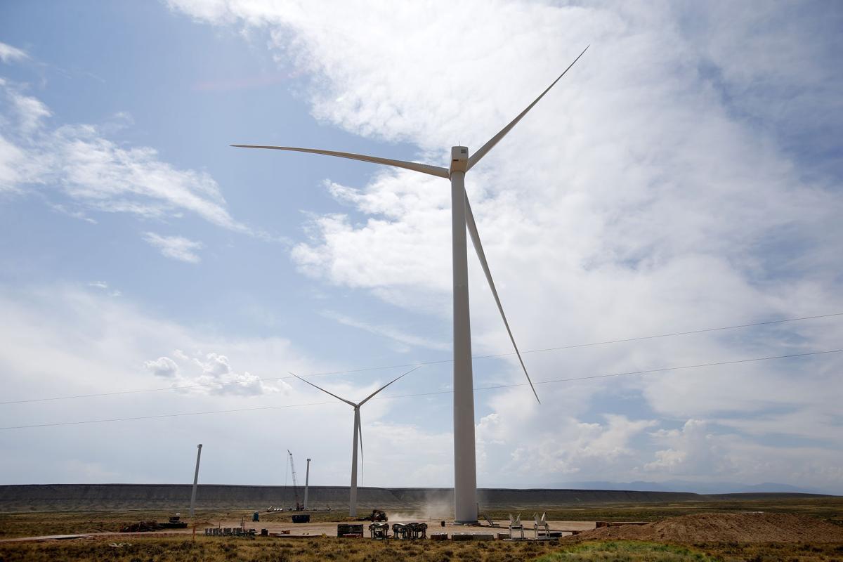 Pryor Mountain Wind Project