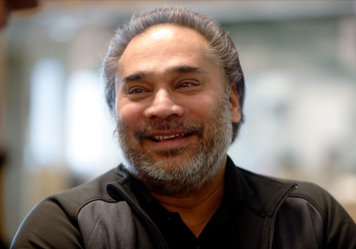 Roger Singh of India Grill