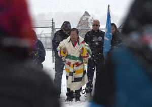 Photos: 110 students run 400 miles in memorial Fort Robinson Outbreak Spiritual Run