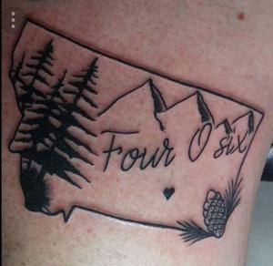 Photos: Hundreds of Montana-inspired tattoos