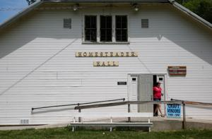 Photos: Homesteader Days celebrated with farm games and food