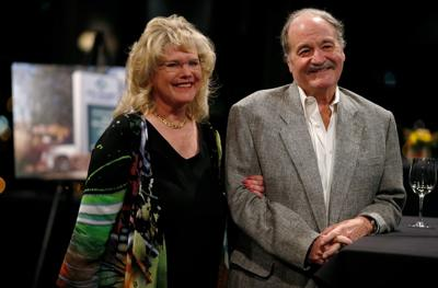 Dr. John and Cheryl Moseley