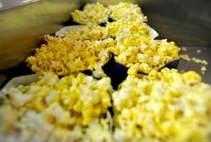 Free popcorn offered at Carmike movies this weekend