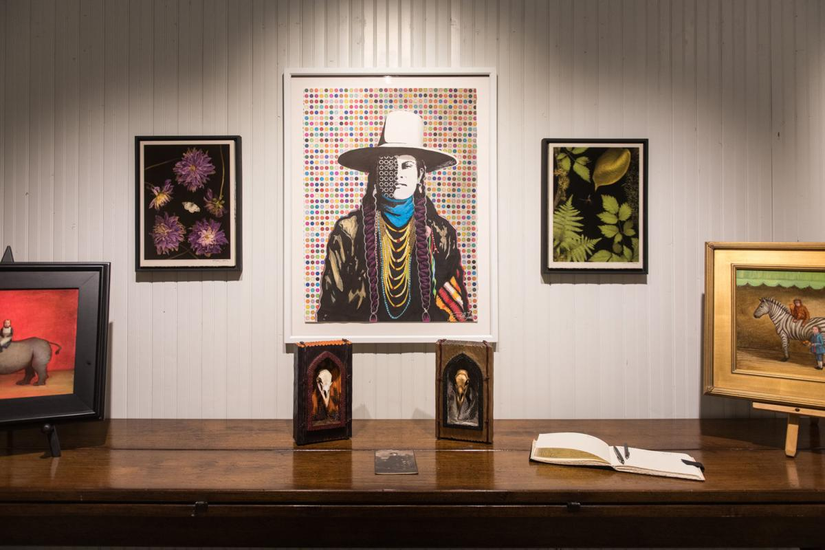The Trophy Room at Stapleton Gallery