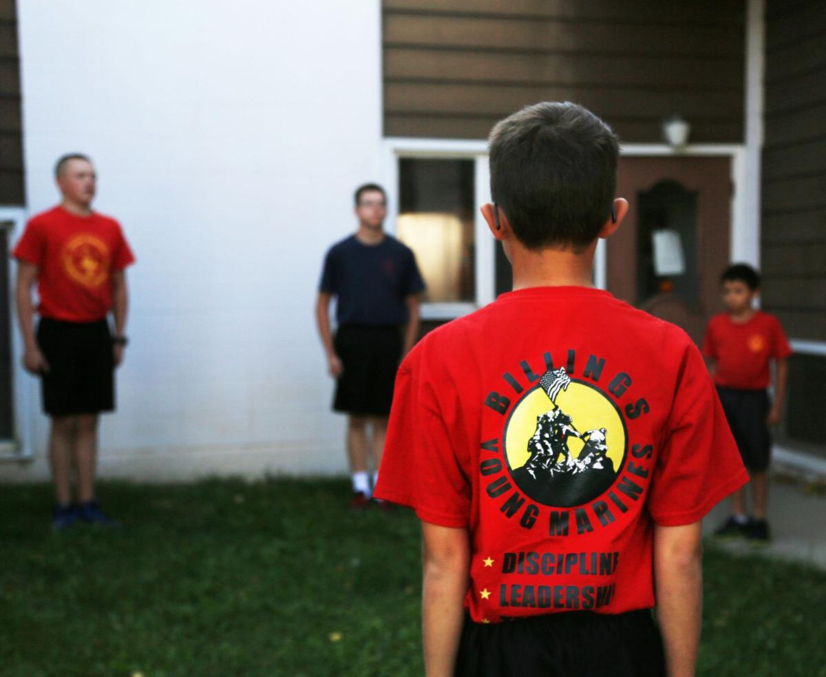 Billings Young Marines Program being revitalized after displacement