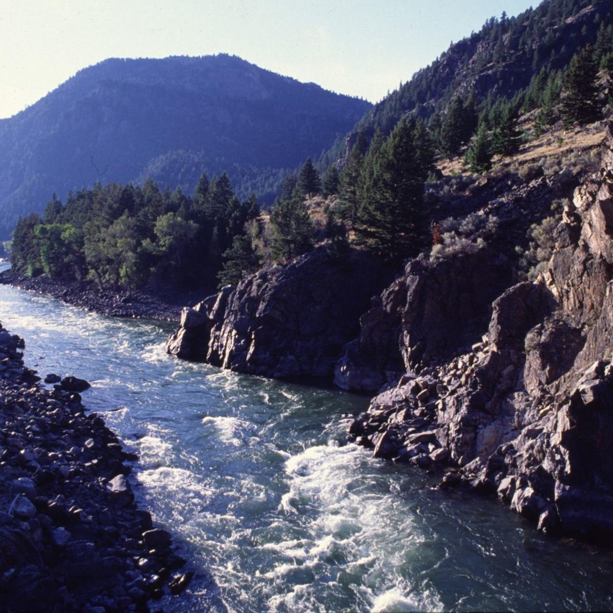 Missing rafter found dead on Yellowstone River near Yankee