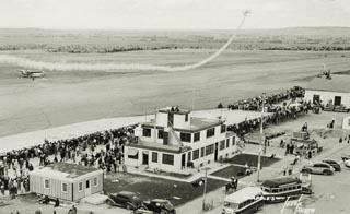 Early aviators shaped industry