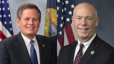 Sen. Steve Daines and Rep. Greg Gianforte