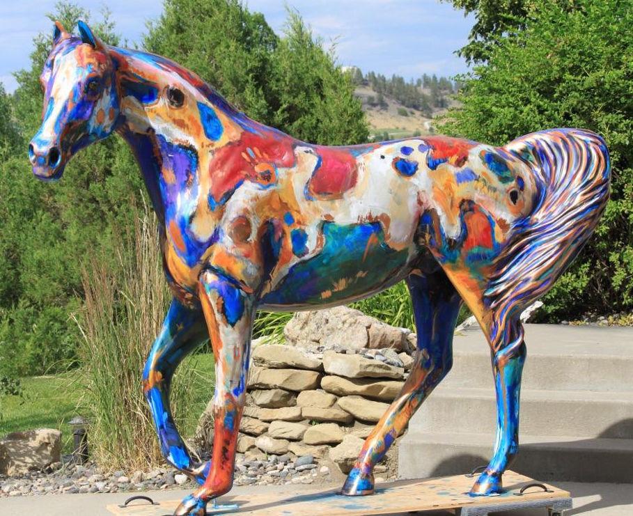 Carol Hagan's Angel Horse