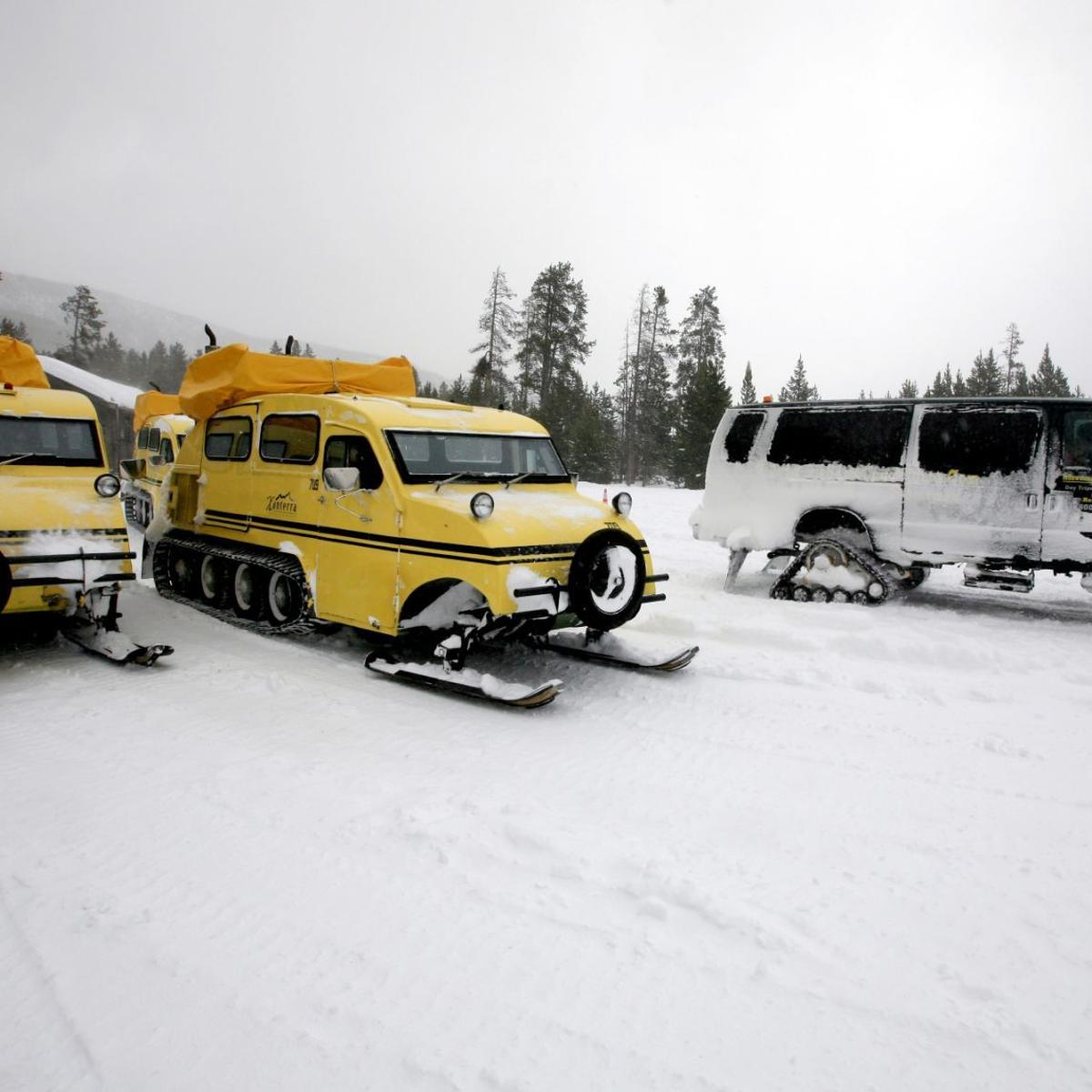 Bye, bye Bombardiers: Yellowstone concessioner retiring