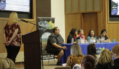 Non-Native community needs to step up to address Native challenges, panel says