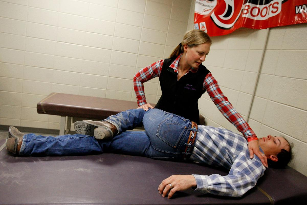 Injuries Keep Medical Staff Busy At Nile Rodeo Local