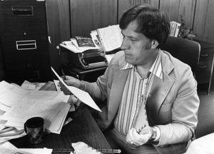 Former Billings Gazette writer dies at 75, remembered for a long career penning novels, editorials