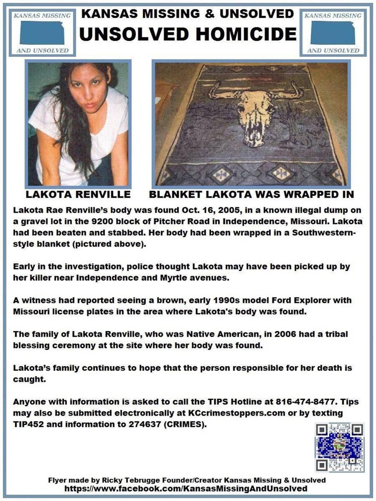 Lakota Renville