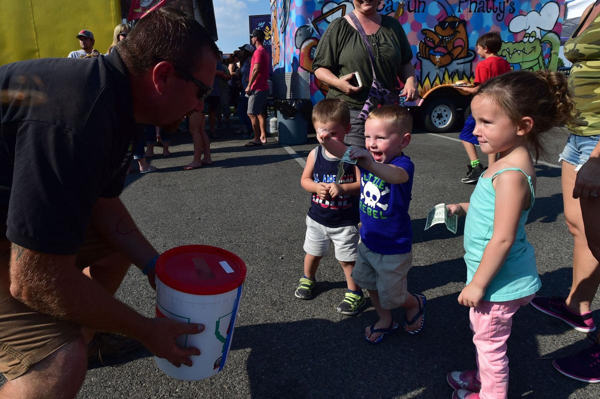 Billings Supports Fire Victims in Garfield County benefit
