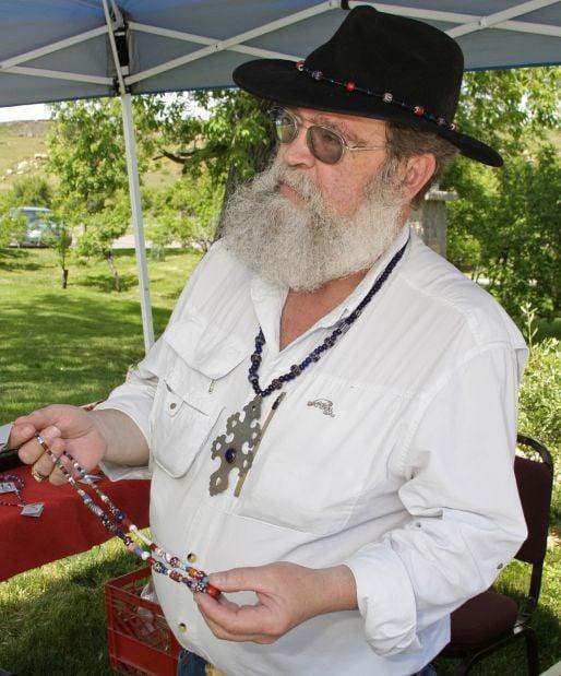 Steve McCracken talks trade beads