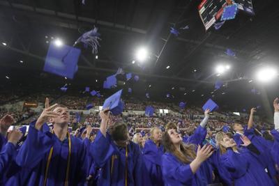 Skyview High School Graduation