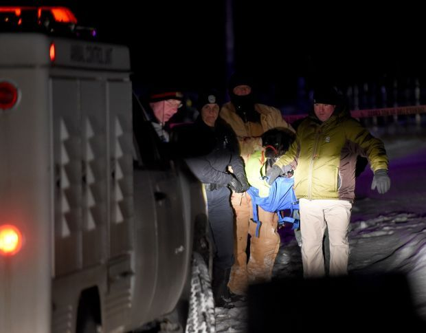 Deputy-involved shooting near Huntley