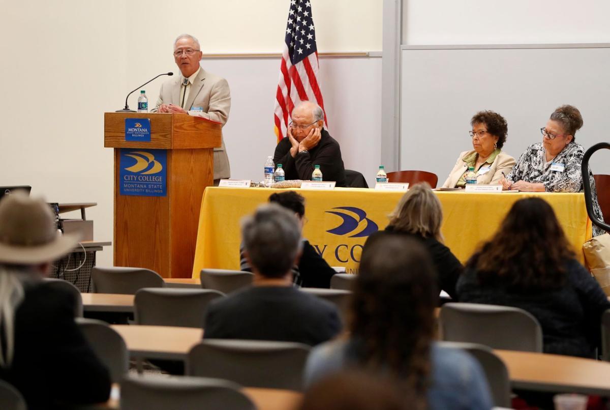 Tribal language symposium