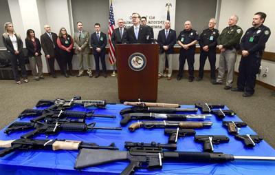 Safe Neighborhoods press conference