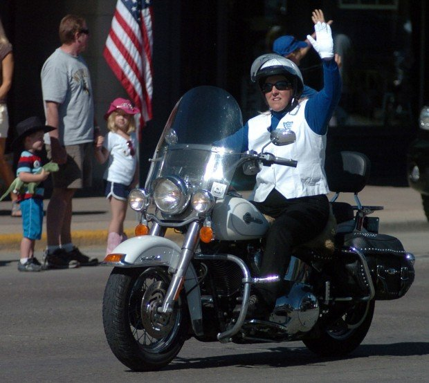 Motor Maids Rumble Into Park County Wyoming News