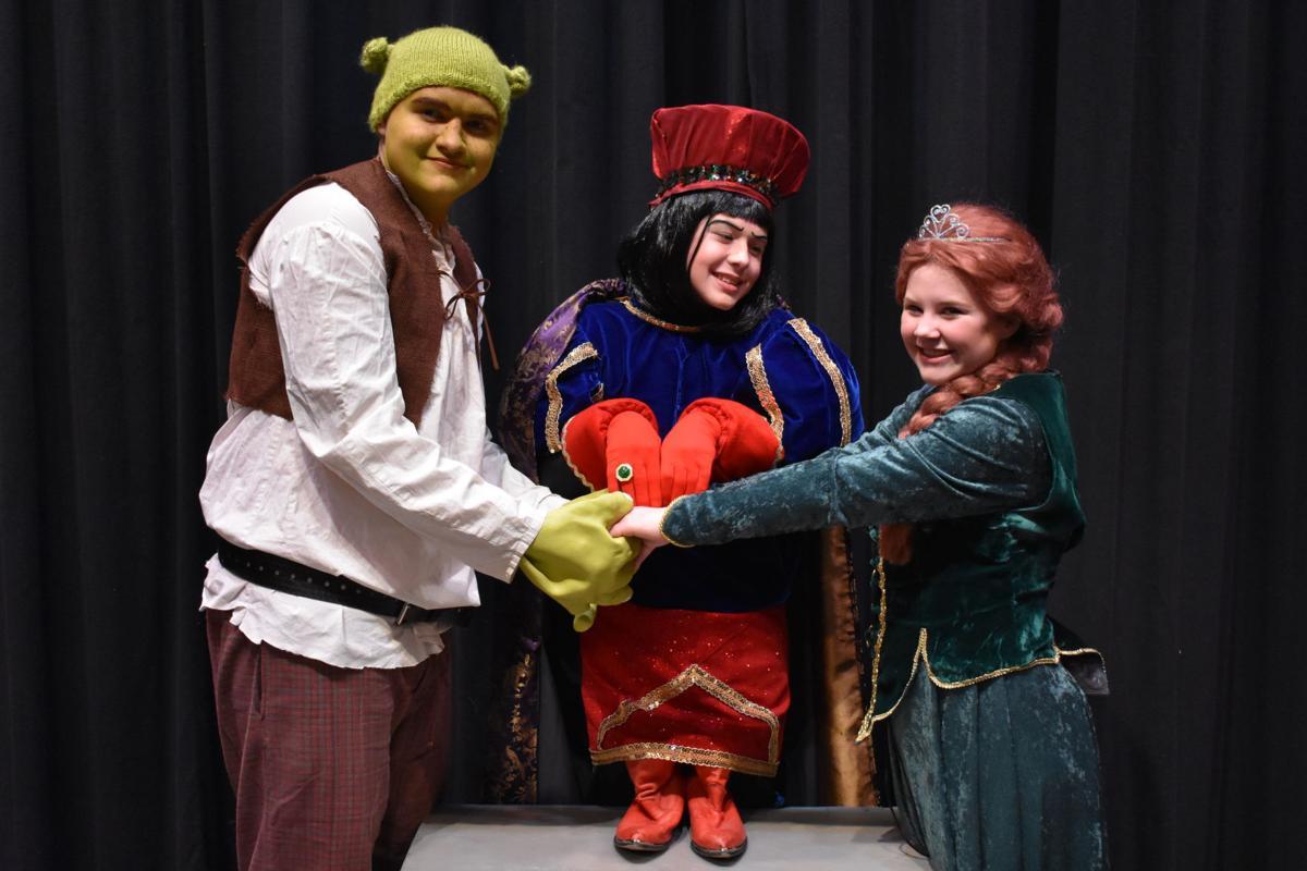 'Shrek The Musical Jr.'