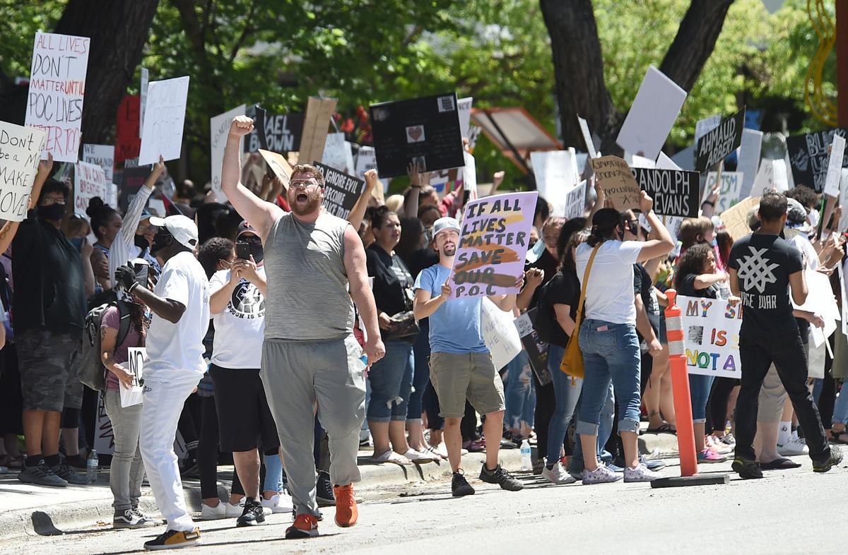 Protest in Billings