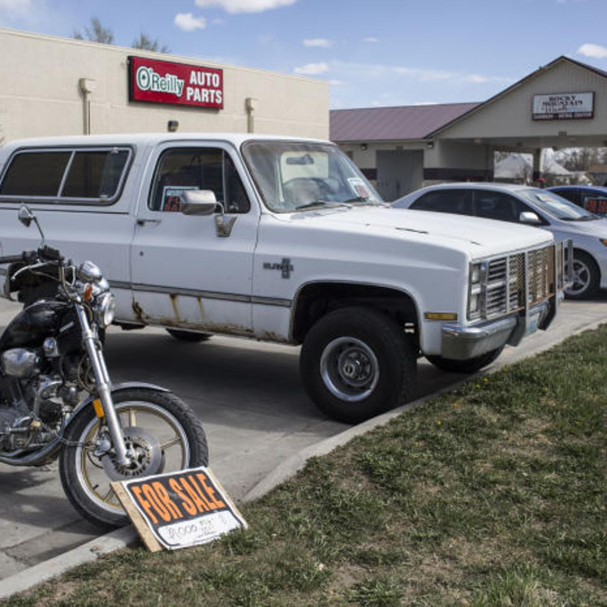 Cars sales by unlicensed dealers are down this year   Wyoming News